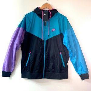 Nike Sportswear South Beach Windrunner Jacket - L